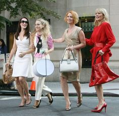 SATC.. love these women :)