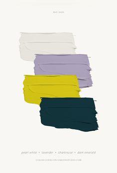May Color Scheme 2020 Colour Pallette, Colour Schemes, Color Combos, Color Patterns, Color Trends, September Colors, Color Psychology, Color Balance, Color Stories
