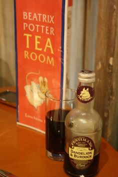 7 Tea Room beatrix potter Dandelion And Burdock, Windermere, Peter Rabbit, Beatrix Potter, Whiskey Bottle, Attraction, Travel Local, England, Tea