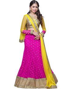 https://www.a1designerwear.com/alluring-pink-lehenga-choli-8