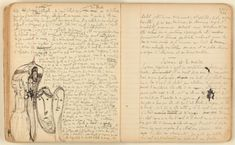 Manuscript of 'A la recherche du temps perdu' by Marcel Proust A la recherche du temps perdu - In Search of Lost Time —also translated as Remembrance of Things Past—is a novel in seven volumes by. Marcel Proust, Moleskine, Henry Miller, Swann's Way, Austin Kleon, Handwritten Text, Morgan Library, Book Writer, Penmanship
