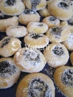 Kejlovic koláčky by louise Kinds Of Cookies, Looks Yummy, Biscuits, Muffin, Bread, Cooking, Breakfast, Cake, Sweet