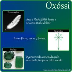 Infográfico_Oxóssi_Ferramentas-Simbolos-Pedras