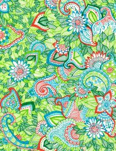 Sharpie Doodle Art Print