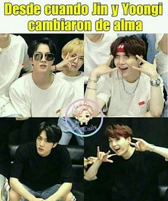 Page 4 Read Eres mi Euphoria from the story Una Chica En BTS by Young_Forever_Star (💎Blubbleblue💎) with reads. Bts Taehyung, Bts Bangtan Boy, Kpop Memes, Funny Memes, Fandom Memes, Army Memes, Bts Chibi, Bts And Exo, Bts Lockscreen