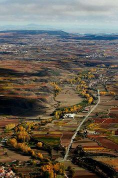 Cárdenas, La Rioja. Spain. #CampoViejo