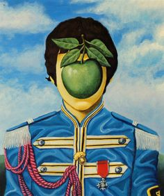 if magritte painted mccartney