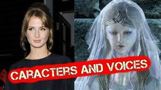 Dark Souls 3 Characters & Voices - Dark Souls 3 Behind The Voice Actors