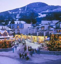 Whistler Blackcomb in Canada   Fabulous skiing!!