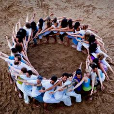 partner yoga gif #partneryoga