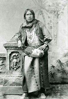 Kickapoo warrior
