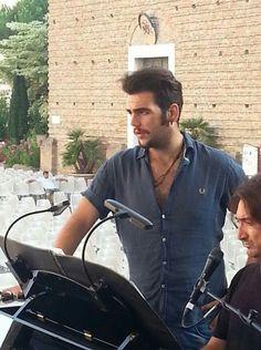 Ignazio,  rehearsal in Cervia