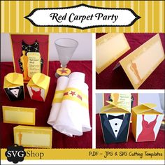 Glamorous Party Invitation Wow New 12 Oscar Party Printables Tip Junkie Movie Party, Party Time, Party Party, Red Carpet Theme Party, 13th Birthday Parties, 30th Party, Birthday Ideas, Party Printables, Free Printables