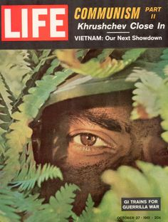 LIFE Covers: The War in Vietnam