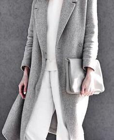 Тепло и красиво: с чем носить пальто - Создай свой стиль