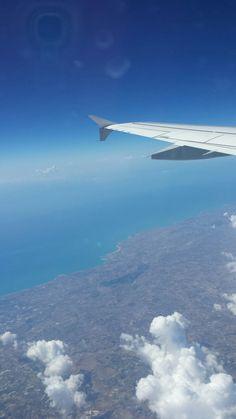 Mit ganz viel Ungewissheit 😖 im Bauch einmal über Sicily bitte 🙆