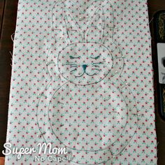 Sew this adorable Rag Quilt Bunny Softie for the little one in your life. The complete step-by-step instructions in this tutorial plus lots of photos make this a quick, easy sew project. Scrappy Quilt Patterns, Applique Quilts, Baby Sewing Projects, Sewing Projects For Beginners, Sewing Ideas, Baby Rag Quilts, Little Pet Shop Toys, Patriotic Quilts, Animal Quilts