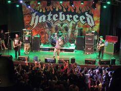Hatebreed e Napalm Death no Circo Voador - como foram os shows