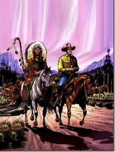 Tex Willer, o ranger, o herói, o ser humano