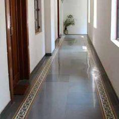 Heritage™ Vine border with Kotah in a Church, Goa Home Tiles Design, Old House Design, Wood Floor Design, Classic House Design, Home Stairs Design, Village House Design, Kerala House Design, Indian Interior Design, Flat Interior
