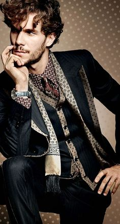 Jacket & More Fashion Menswear Collection , New trends and luxury details that make a difference