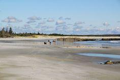 Catherines River Beach, one of the Top 10 Beaches in Nova Scotia. O Canada, Canada Travel, Honeymoon Getaways, Vacations, Nova Scotia Travel, Seaside Park, Atlantic Canada, Dream Trips, Beautiful Beaches