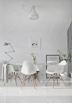 The Design Chaser: white flooring | forever love blog