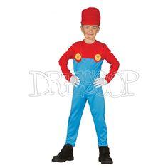 Disfraz Maquinista de Tren para niño - Dresoop.es