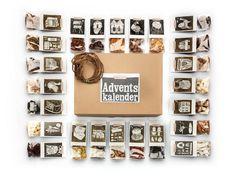 Bio Adventskalender Mahler & Co. Organic Beauty, Joy, Advent Calendar, Food Portions, Gifts