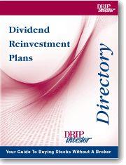 DRIP Investing Basics | Dividend Reinvestment Plan Information | DRIP Investor