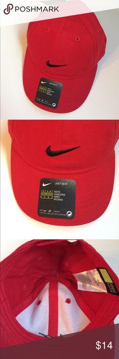 20f7345857dbc7 Nike NWT baseball cap/hat red infant size Brand new! Infant NIKE Cap Red