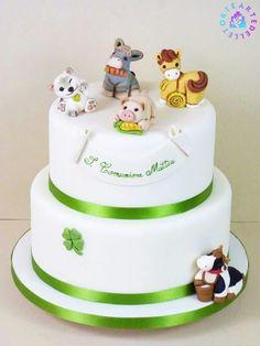 Animals Thun cake
