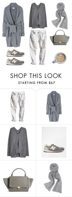 """""""Unbenannt #509"""" by fashionlandscape ❤ liked on Polyvore featuring мода, Acne Studios, Vince и New Balance"""