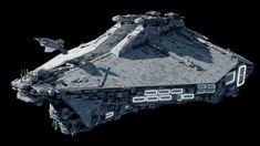 Consolidator-class Corps Assault Transport by Ansel Hsiao Star Wars Sith, Star Wars Rpg, Clone Wars, Star Trek, Spaceship Art, Spaceship Design, Spaceship Concept, Stargate Ships, Nave Star Wars