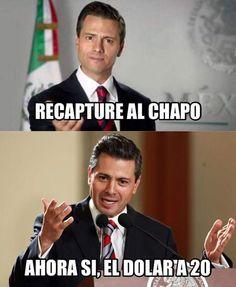 Era una cortina de humo. | 30 Memes de la recaptura del Chapo que necesitas ver ahorita mismo