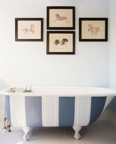 Como dar um up em seu banheiro? Enfeite a banheira