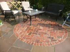 recycled brick paving - Google Search