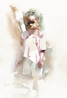 Haitian Girl