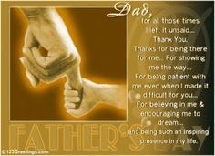 fathers day poem my hero