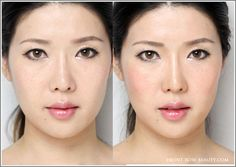 Contouring Tutorial for Asians