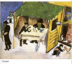 Marc Chagall. Шагал