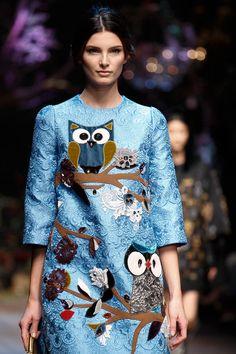 Dolce&Gabbana/F/RTW/2014
