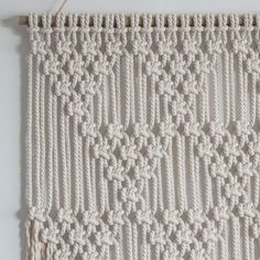Image result for youtube macrame and wool wall hanging