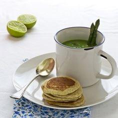 Asparagus soup (translator on sidebar)