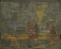 Roman Brichcín Stará zeď - Krásná umění