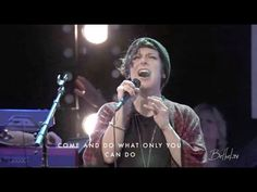Spirit Move (w/ spontaneous) - Kalley Heiligenthal song starts at so good. Bethel Worship, Bethel Music, Worship God, Praise And Worship, Move Song, Jesus Culture, Sing To The Lord, Morrison, Christian Music Videos