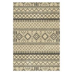 Threshold� Aztec Fleece Area Rug