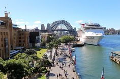 Sydney Harbour Bridge, Circular Quay, Sydney