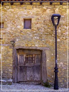 Calatañazor medieval city Soria - Spain
