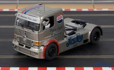 Pepsi Cola Light livery and a Anniversary Limited Edition. This is a very High Detail Slot Car. Slot Car Tracks, Slot Cars, Real Racing, Pepsi Cola, Trucks, Shop, Truck, Store